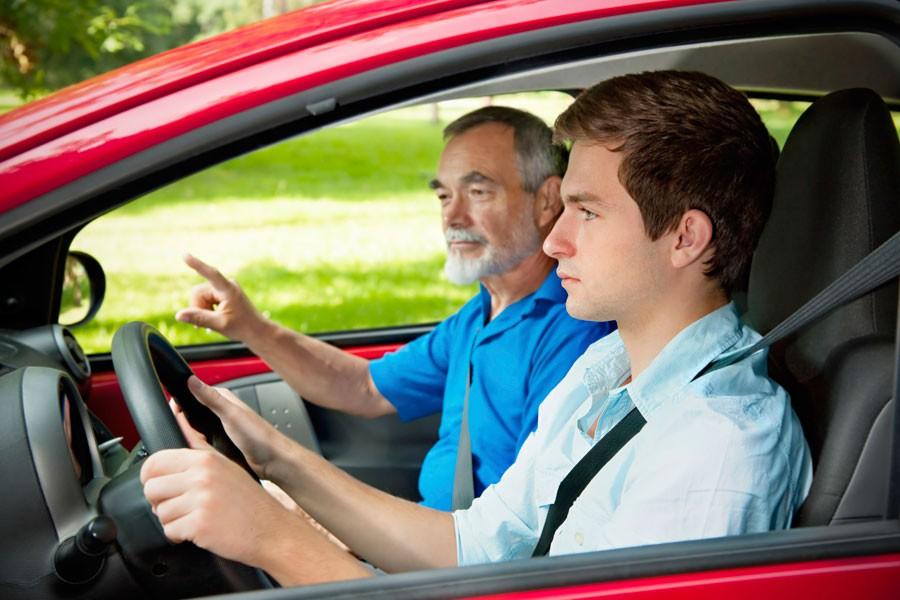 Подготовка к экзаменам по вождению